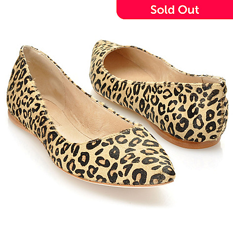 714-663 - MIA Pointed Toe Ballet Flats
