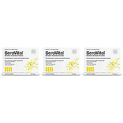 SeroVital Anti-Aging Beauty & Dietary Supplement (Choice of Supply)