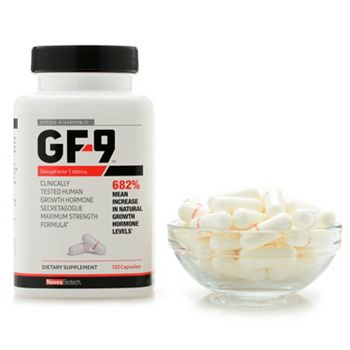 Supplements & Nutrition 002-099 GF-9 Anti-Aging Dietary Supplement (Choice of Supply) - 002-099