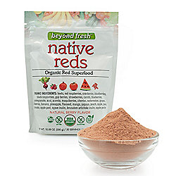 Heather Thomson Superfoods Native Reds Certified Organic Superfood Powder (Choice of Supply)