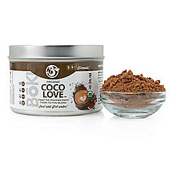 BoKU Organic Vegan Coco Love Powder 8 oz Tin