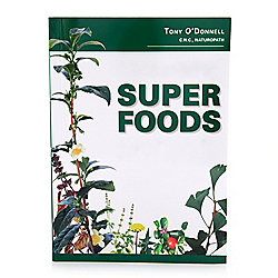 Superfoods by Dr. Tony O'Donnell Paperback Book