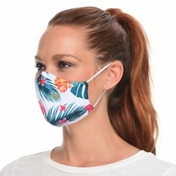 Face Masks Fashionable Sets Under $10 -002-748 Medic Therapeutics 5 Pack Hawaiian Fashion Face Masks Choice of Size - 002-748