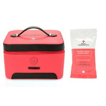 Value Sets Bundle & Save - 003-099 Medic Therapeutics UVCLED Sterilizing Bag & Antibacterial Wipes Pack - 003-099