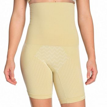Today's Special Deals New Finds & New Low Prices - 003-722 Sankom Compression Shapewear Cooling Body Shaping Beige Shorts - 003-722