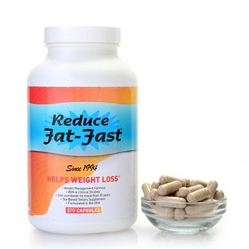Vitamins & Supplements Ft. Reduce Fat-Fast - 004-165 Reduce Fat-Fast Dietary Supplement Choice of Supply - 004-165