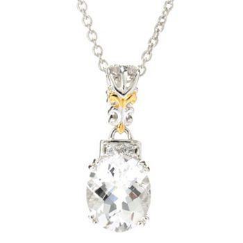 Pendants  Gems en Vogue Choice of Birthstone Pendant w 18 Cable Chain - 150-842