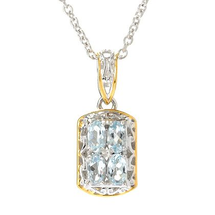 Lowest Prices Ever New Items Added Daily - 150-842 - Gems en Vogue Choice of Birthstone Pendant w 18 Cable Chain