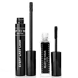 Ready to Wear Lash Extension Fibers & Every Last Lash Mascara Set
