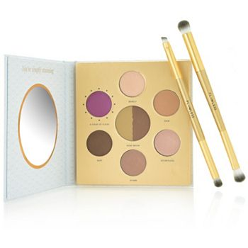 Beauty & Health  314-630 Flawless by Friday 3-Piece Eye Palette & Dual-Ended Brush Set - 314-630