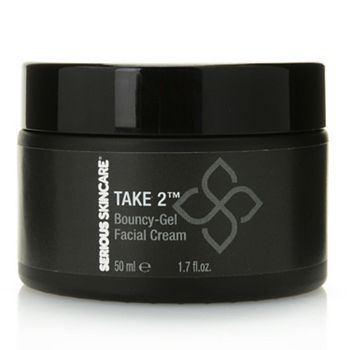Serious Skincare Last Chance to Snag Your Favorites - 315-048 Serious Skincare Take 2 Hydrate+Resiliency Bouncy-Gel Facial Cream 1.7oz - 315-048