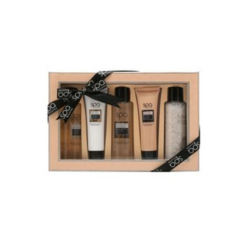 Gift Sets - 316-515 316-515 Style & Grace 5-Piece Spa Tranquil Bath & Body Treats - 316-515