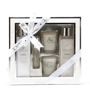 Bath & Spa Give the Gift of Relaxation - 316-581 Puro Tranquil Bath Experience 5-Piece Gift Set - 316-581