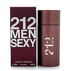 Carolina Herrera 212 Sexy Men Eau de Toilette 3.4 oz