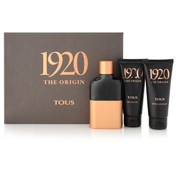 Men's Grooming Gift Sets Perfect For The Holidays  317-088 Tous 3-Piece 1920 The Origin Gift Set For Men - 317-088