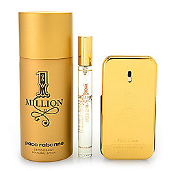 Paco Rabanne 1 Million Eau de Toilette & Deodorant Spray Gift Set