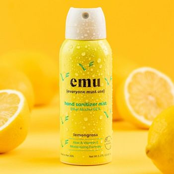 Today's Special Deals New Finds & New Low Prices - 318-586 emu 6-Pack Hand Sanitizer Mist Watermelon & Lemongrass - 318-586
