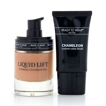 Today's Special Deals New Finds & New Low Prices - 319-440 Ready to Wear Liquid Lift RNAge Technology Firming Foundation w Bonus Blush - 319-440