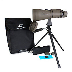 Cassini 10-30x60mm Zoom Binocular w/ Tripod & Case