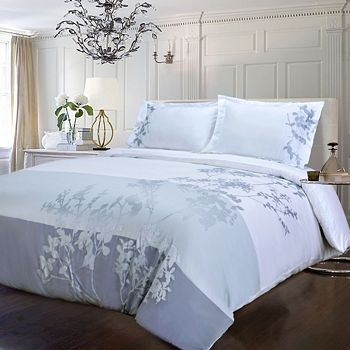 Bedding Blowout - Final Day! Deep Discounts Up To 75% 452-959 Sydney by Impressions 100% Cotton Three-Piece Duvet Set - 452-959