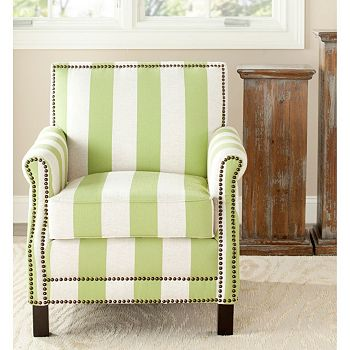 Furniture Sale Find The Latest Deals On Every Style - 461-045 Safavieh 31.5 Easton Nail Head Trimmed Accent Chair - 461-045