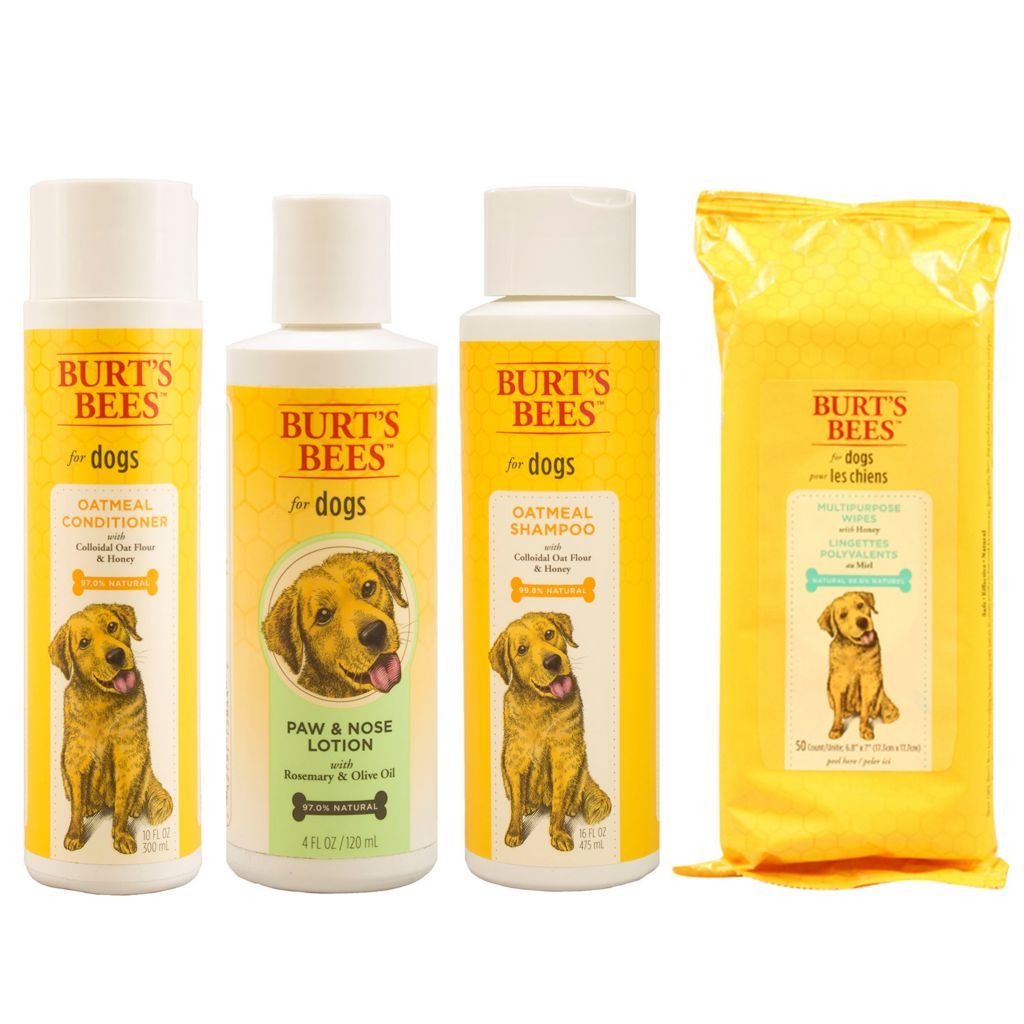 Burts Bees for Dogs Multipurpose Wipes