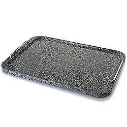 Paula Deen GranIT Ceramic Nonstick Griddle Pan for Tabletop Grill