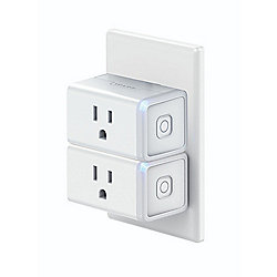 TP-Link Set of 2 Mini Wi-Fi Smart Plugs