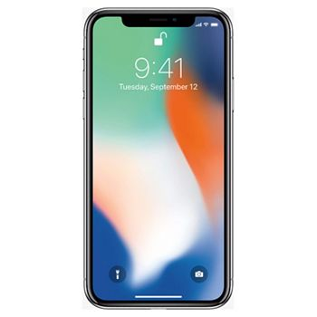 Top Tech ft. Apple® The Hottest Tech Offers 480-211 Apple® iPhone X 5.8 4G LTE 64GB Unlocked Smartphone - Refurbished - 480-211