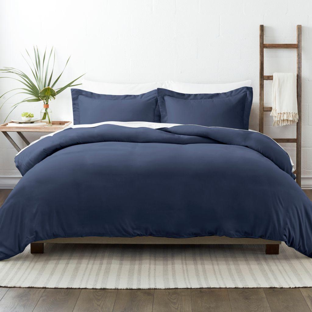 Home Collection Premium Ultra Soft 3 Piece Duvet Cover Set Shophq