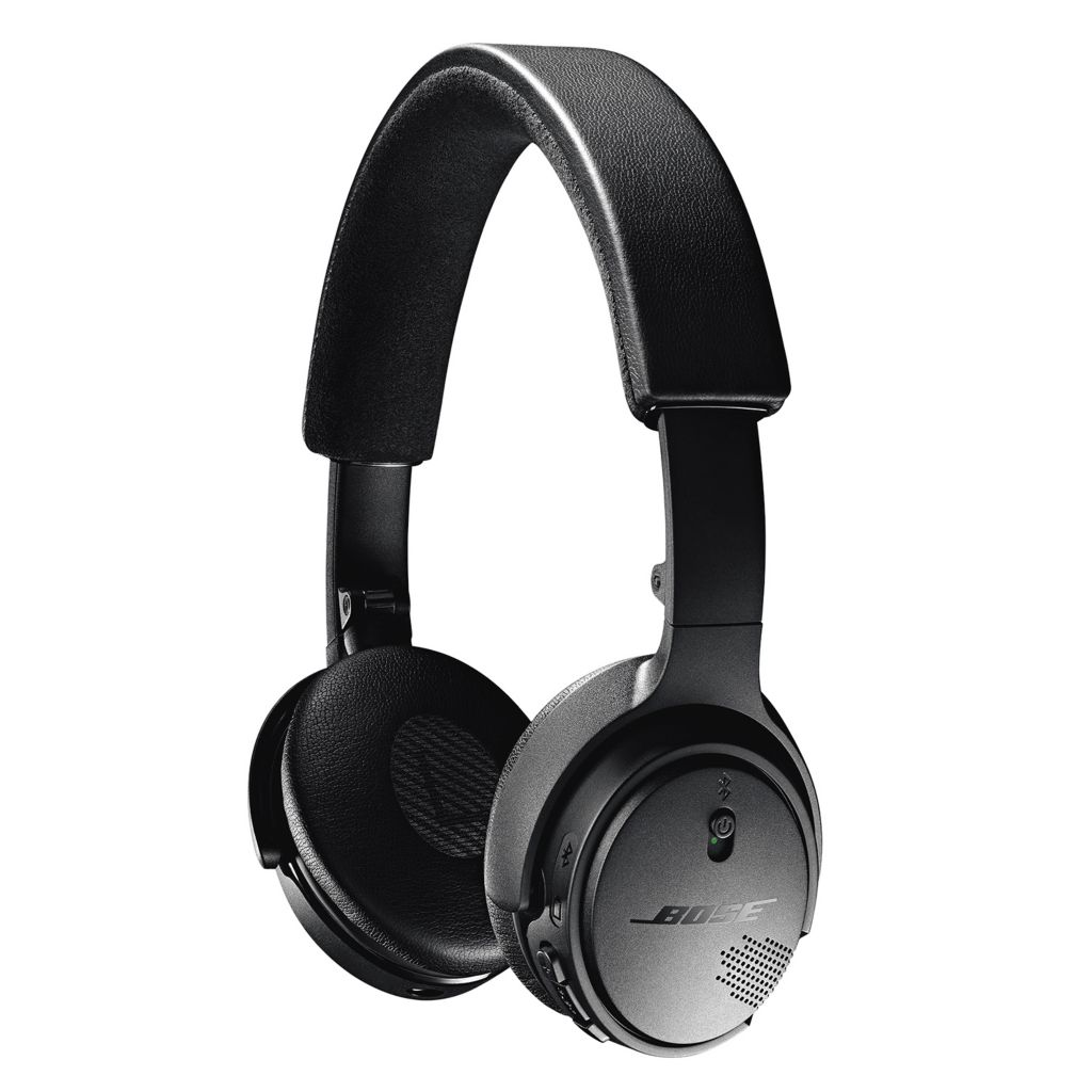 Bose Soundlink Active Eq On Ear Bluetooth Wireless Headphones W Carrying Case Shophq