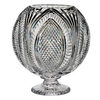 Mastercraft - 482-636 House of Waterford Master Craft Reflections Limited Edition 13 Crystal Centerpiece - 482-636