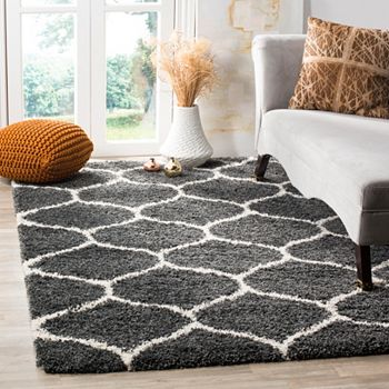 483-516 Safavieh Hudson Shag 280 Collection Choice of Size Moroccan-Inspired Rug - 483-516
