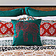 Comforter set decorative pillow
