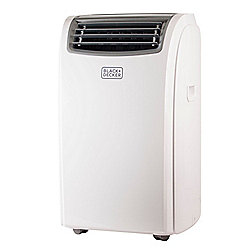 Black & Decker 12,000 or 14,000 BTU Portable Air Conditioner & Heater w/ Remote