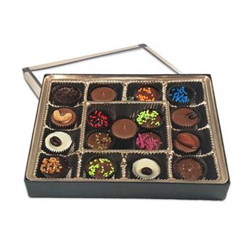 Waggoner Chocolates Get A Head Start For Valentine's Day - 487-413 Waggoner Chocolates 6.5 oz Designer Series Gourmet Cup Assortment - 487-413