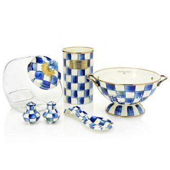MacKenzie-Childs Last Chance On Quirky Designs - 490-974 MacKenzie-Childs Choice of 6-Piece Kitchenware Set - 490-974