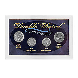 Double Dated Coins