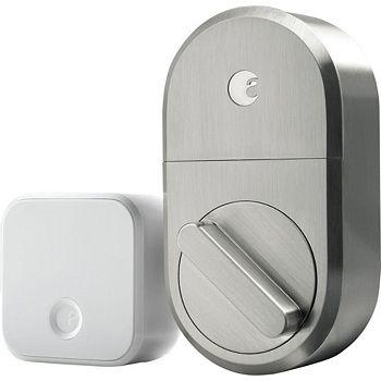 Smart Home & Security For A Functional, Safe Environment 493-590 August Home Smart Lock + Connect - 493-590