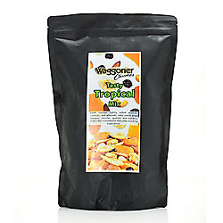 Waggoner Chocolates 3 lb Tasty Tropical Trail Mix Bag