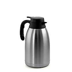 MegaChef 2L Stainless Steel Thermal Beverage Carafe