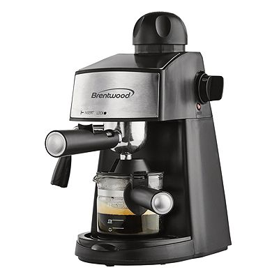 496-399 Brentwood Espresso and Cappuccino Maker