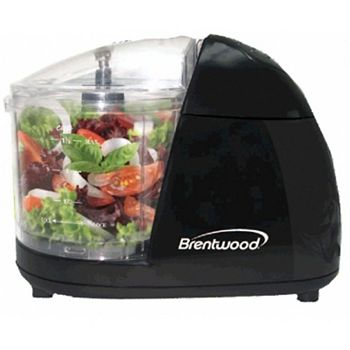 Small Appliance Deals Kitchen Offers For The Smart Cook 496-432 Brentwood Mini Food Chopper w Safety Lock - 496-432