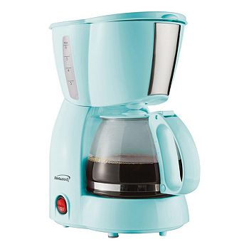Kitchen & Food  496-477 Brentwood 4 Cup 650 Watt Coffee Maker - 496-477
