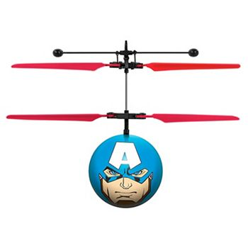 Gifts For Kids - 497-067 World Tech Toys Set of 3 UFO Ball Helicopter Toys - 497-067