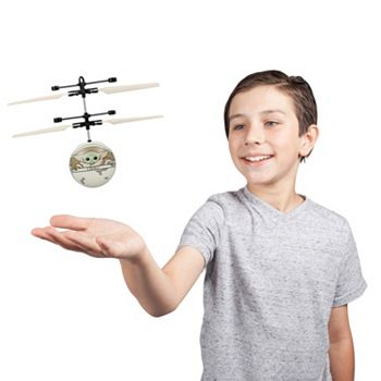 Perfect Gifts For Kids They Love Tech - And We've Got It 497-067 World Tech Toys Set of 3 UFO Ball Helicopter Toys - 497-067