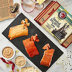 SeaBear 6-piece Smoked Salmon Party in a Box