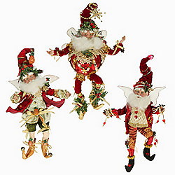 "Mark Roberts Set of 3 (9"") Limited Edition Collectors Fairies"