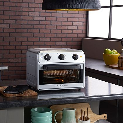 Small Appliances Ft. The Colston Air Fryer Oven  - 499-591 Colston 1800W 22 qt Auto Shut Off Air Fry Oven w Accessories