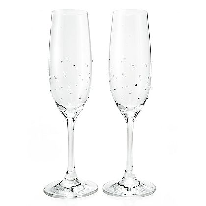 501-516 Swarovski Crystal Choice of Wine or Shot Glass